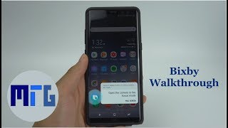 Bixby Walkthrough - What Can Bixby Do? (For Galaxy Note 8 and S8)