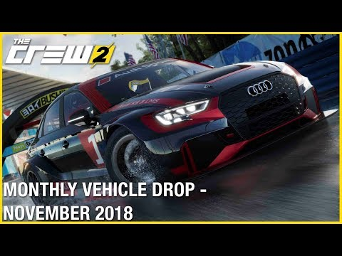 November Vehicle Drop Trailer de The Crew 2