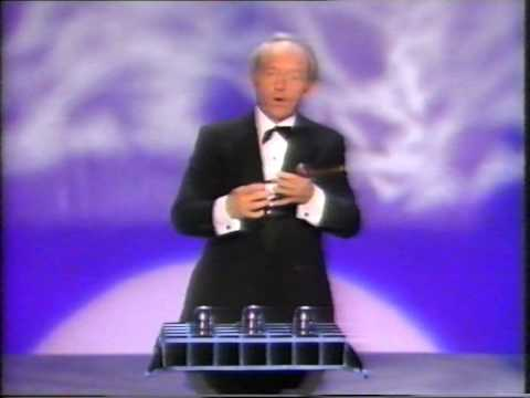 Paul Daniels - Cups and Balls