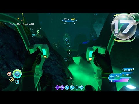 PRAWN Mining in the Lost River - Subnautica - Part 17