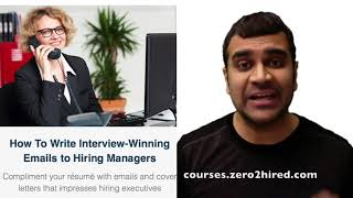 How to Write Interview Winning Emails to Hiring Managers