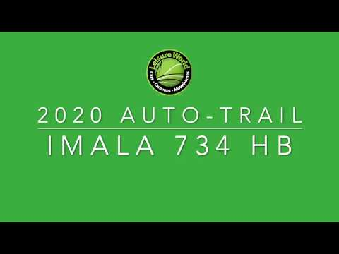 Auto-Trail Imala 734 HB Video Thummb