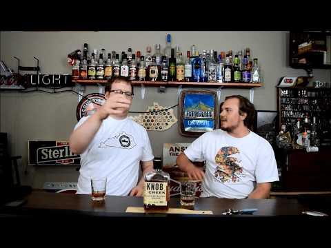 Knob Creek Bourbon Review!