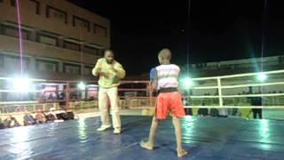 Sudanese kickboxers in Thailand الكيك بوكسنج في السودان تحميل MP3