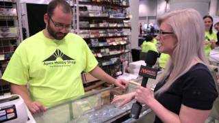 Modern Masters Weekend: Touring the Vegas Vendors