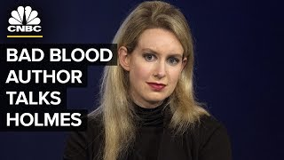 Bad Blood Author Carreyrou On Elizabeth Holmes And Theranos