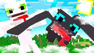 HOW TO TRAIN YOUR DRAGON! (Minecraft Addon Mod)