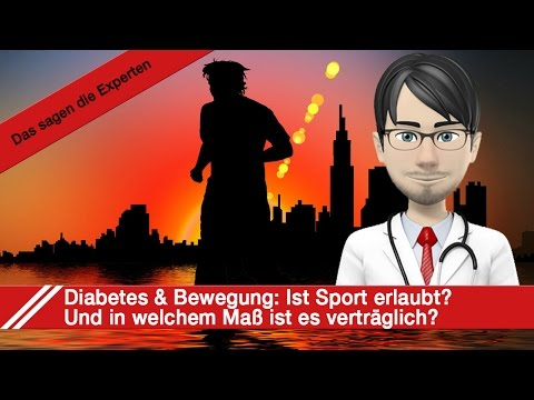 Diabetes-Symptome bei Kindern Komorowski Video