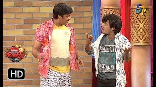 Raising Raju Performance | Jabardasth | 6th December 2018 | ETV  Telugu