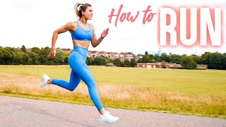 Improve Your Running Technique Instantly: Jogging & Sprinting