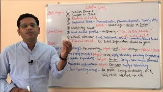 Clinical Trials = Different Phases of Clinical Trial (HINDI) By Solution Pharmacy
