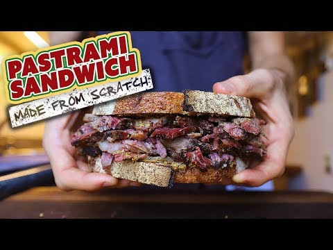Montreal Smoked Meat vs. New York Pastrami Sandwich