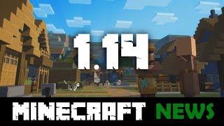 What's New In Minecraft Java Edition 1.14   The Village & Pillage Update?