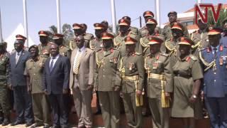 Enkyukakyuka mu magye: Gen. David Muhoozi ayogedde by'asuubira okukola
