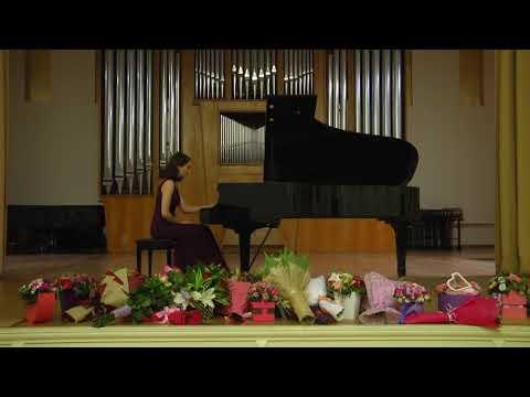 A. SCRIABIN - Etude Op. 8 No 12 (encore)