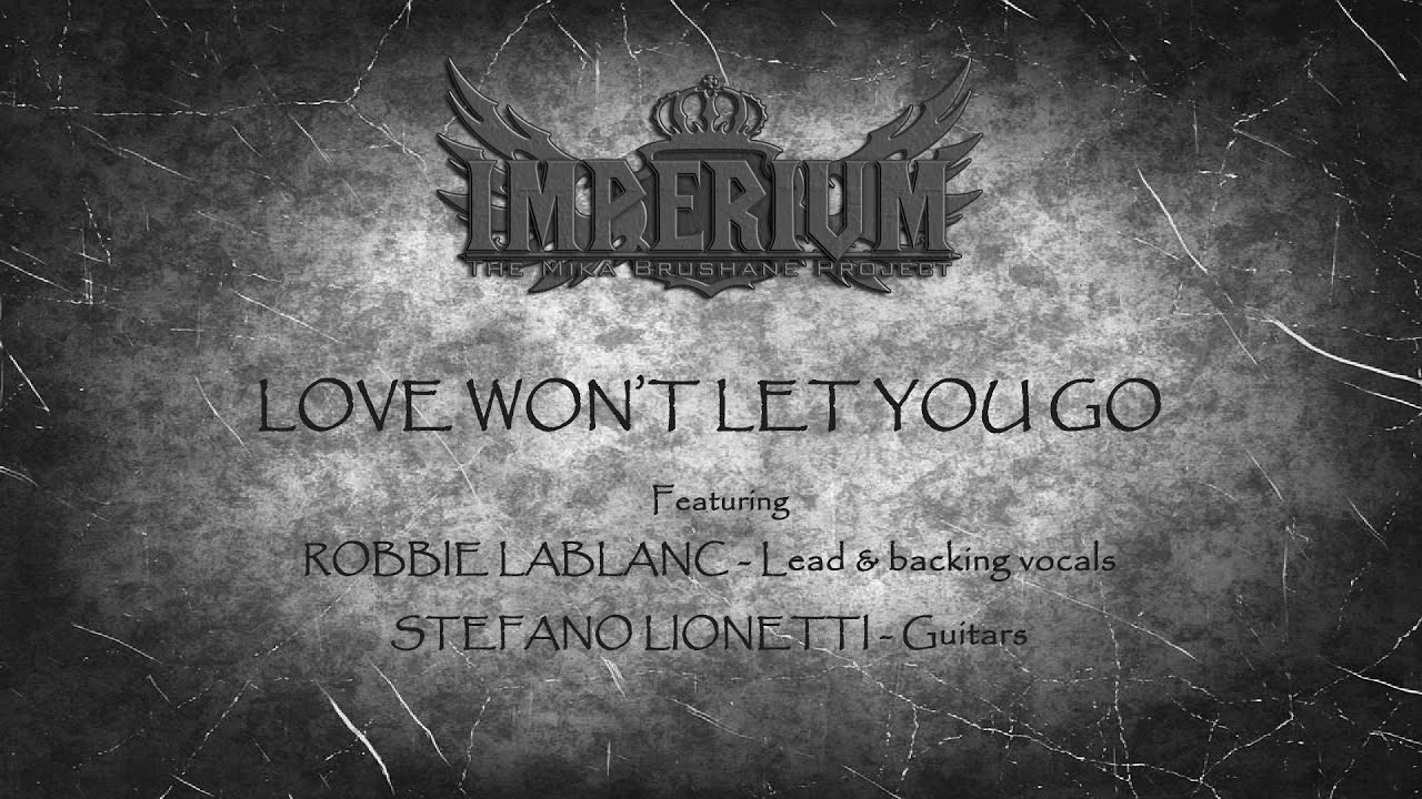 IMPERIUM - Love won't let you go