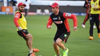 Watch: Virat Kohli, AB de Villiers in great touch at RCB's practice session at Bengaluru | IPL 2019