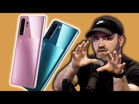 "The ""New"" Huawei Smartphones"
