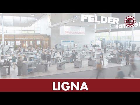 LIGNA-Highlights 2019 mit PCS, gluebox, lightPos und F4Vision