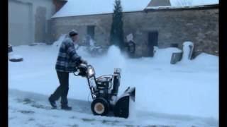 Снегоуборщик Partner PSB 27