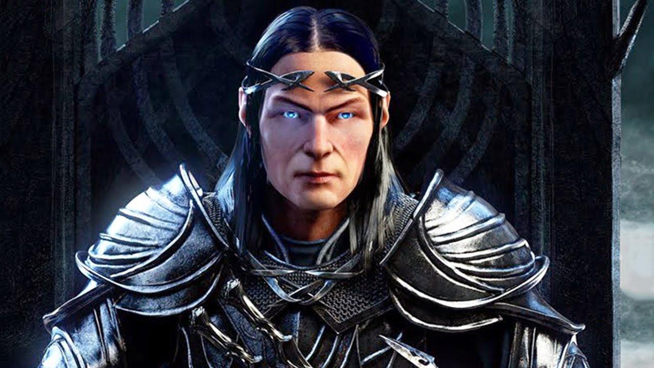 SHADOW OF MORDOR – The Bright Lord DLC Trailer #VideoJuegos #Consolas