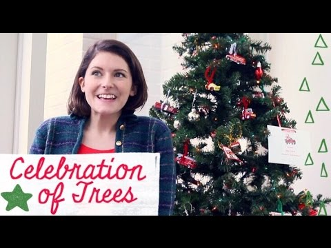 Celebration of Trees at Milford Hospital!