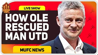 Solskjaer's Amazing Turnaround! Man Utd News Now