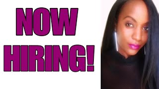$15 Hourly Starting Pay! New Job Available!