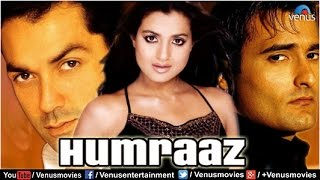 Humraaz  Hindi Movies 2016 Full Movie  Bobby Deol Full Movies  Latest Bollywood Movies