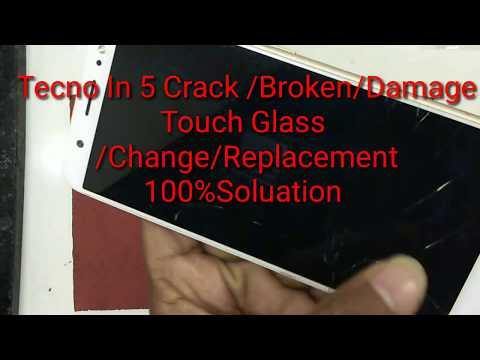 How to Change Screen + touch Tecno L8 plus - смотреть онлайн на Hah Life