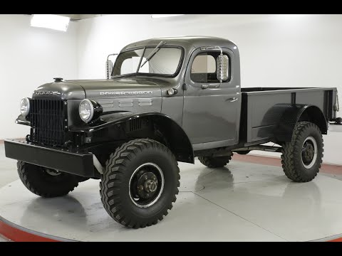 Video of '57 Power Wagon - QS2H