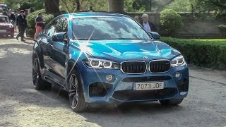 2016 BMW X6 M On Road!   Revs And Highlights