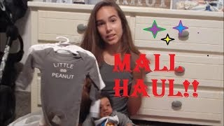 Large Mall Haul for Reborn and Silicone Babies!!