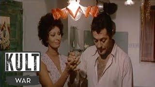 I Girasoli - Sophia Loren e Marcello Mastroianni in cucina!