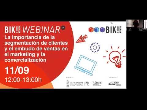 Bik Webinar: La importancia de la segmentación de clientes y el embudo de ventas[;;;][;;;]