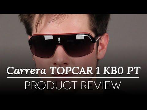 Carrera Sunglasses Review – Carrera TOPCAR 1 Black | SmartBuyGlasses