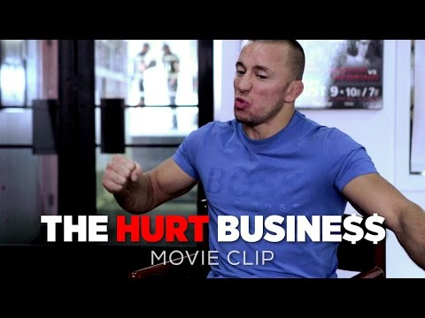 The Hurt Business (Clip 'MMA Break and Possible Comeback')