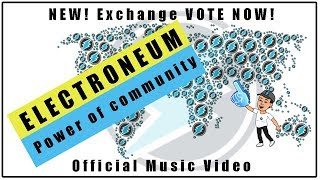 Electroneum new exchange - Official Music Video