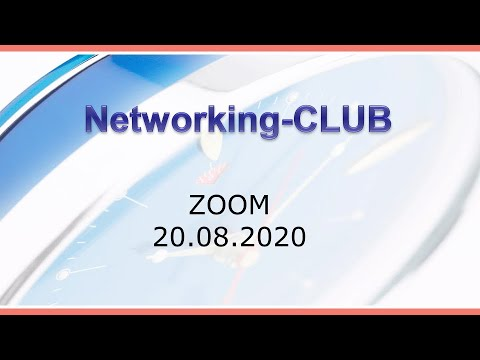 2020-08-20 Networking-Club