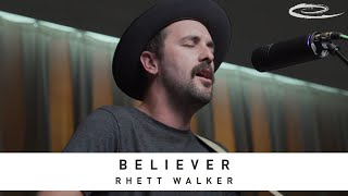 RHETT WALKER - Believer: Song Session