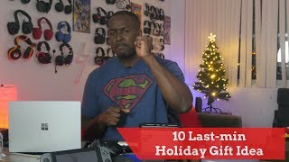 10 Awesome Last-Min Holiday Gift ideas!