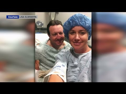 Meant to Be: California Woman Becomes Husband's Kidney Donor