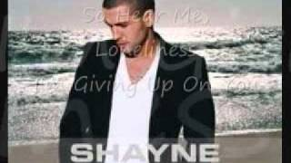 Shayne Ward Someone to love Music