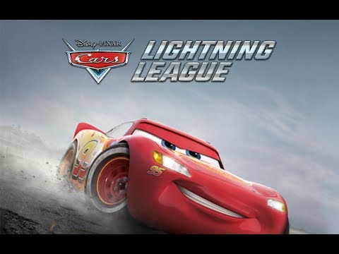 CARS 3 LIGHTNING LEAGUE (BY DISNEY) Lightning McQueen / Mater / Jackson Storm Gameplay Android / IOS