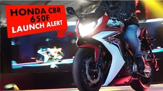 2015 Honda CBR650F | Launch Alert | PowerDrift