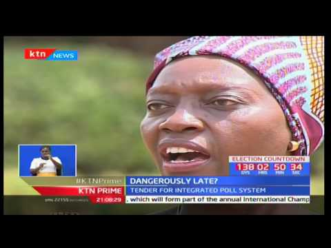 KTN Prime Full buletin: Uhuru blames Raila for 2007 violence - 22/3/2017 [Part 1]