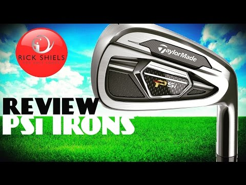 TaylorMade PSi Irons Review