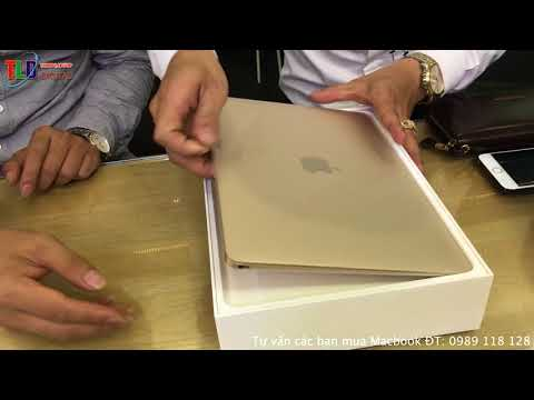 New Macbook 12 inch 2017 Là Sản Phẩm Đẹp Nhất Của Apple