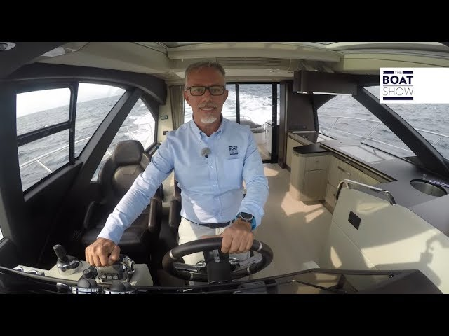[ENG] AZIMUT S6 - Yacht Review and Interiors - The Boat Show