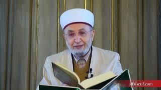 Kısa Video: Peygamber Efendimizin Şairi Hassan bin Sabit'e Mescidde Kürsü Vermesi